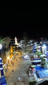 Chefchaouen, place Outa el Hammam