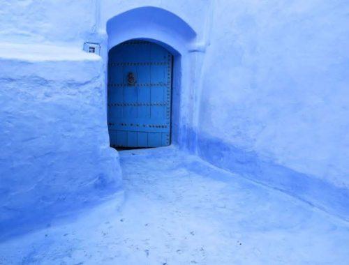 Chefchaouen, la ville bleue