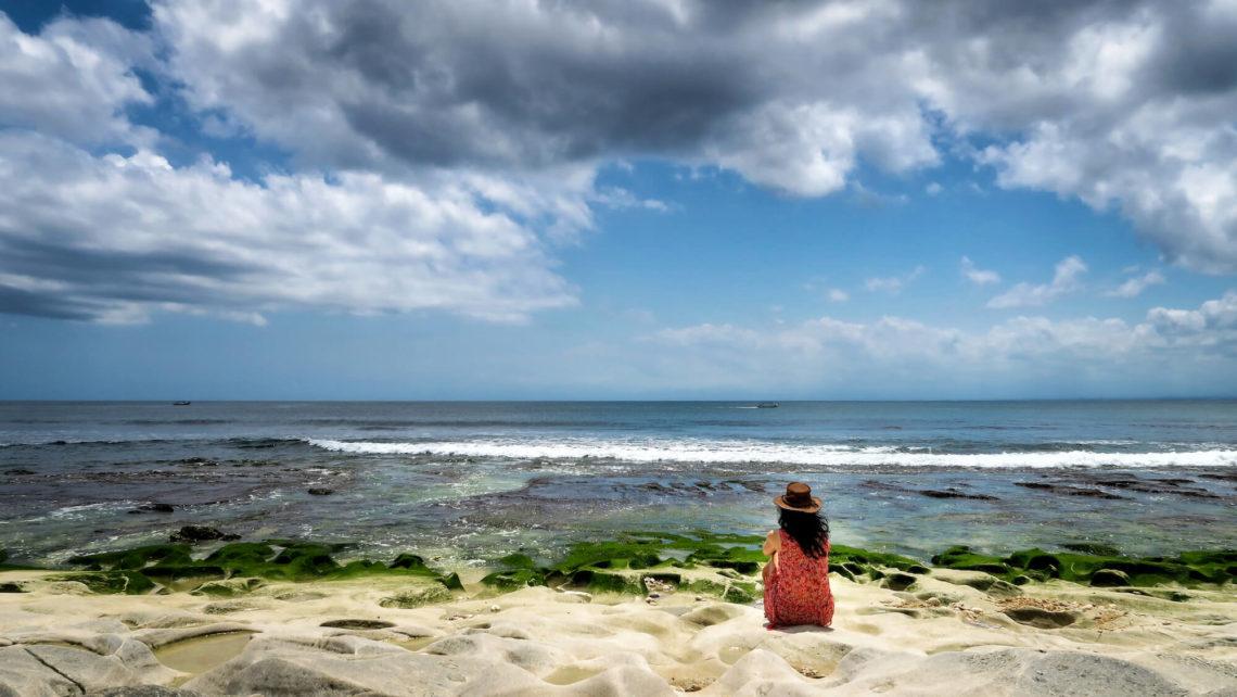 Belangan Beach à Bali