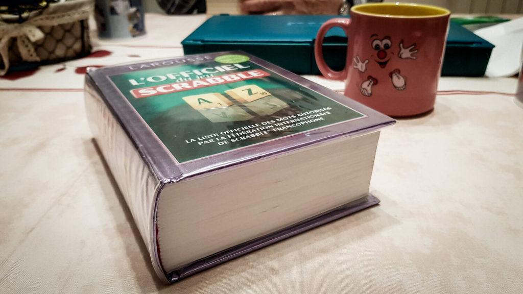 Dictionnaire Larousse L'Officiel du Scrabble