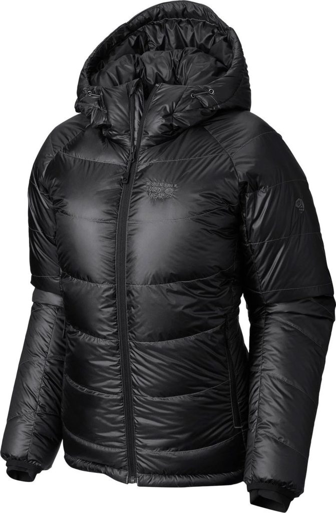 Doudoune Mountain Hardware Phantom Jacket Hoody noire femme