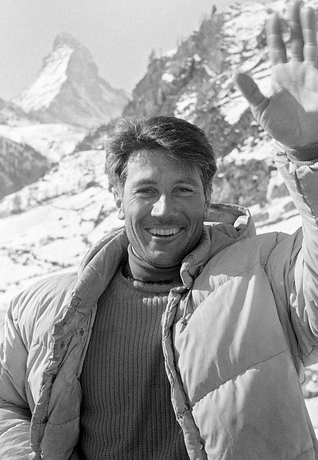Walter Bonatti, légende de l'alpinisme